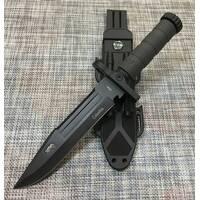 Охотничий нож Colunbia с огнивом и компасом 32см / 2528А