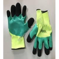 N-45 Гумові рукавички з ПВХ на пальцях