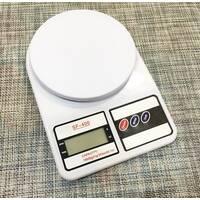 Ваги кухонні електронні 7кг Sf-400 / 4008