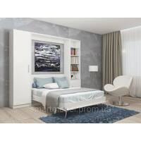 Шкаф- ліжко двоспальне 200х160 Smart Bed