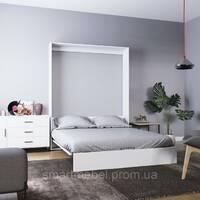 Шкаф- ліжко двоспальне 200х140 Mira