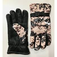 N-82, Зимові рукавички з хутра
