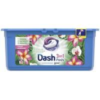 Капсулы для стирки универсальние Dash 3 в 1 цветочные 29 шт Италия