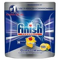 Інноваційний засіб для посудомийних машин Finish Quantum MAX 36 шт