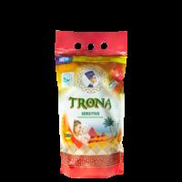 Порошок пральний безфосфатний TRONA Sensitive 1,5 кг