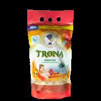 Порошок пральний безфосфатний TRONA Sensitive 1,0 кг