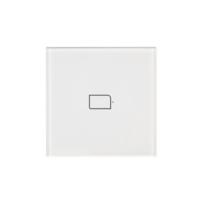 Умный сенсорный выключатель Broadlink BestCon TC2S-1 на одну зону (Белый)