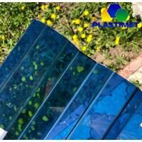 Профільний полікарбонат Suntuf (1,26х2м) синій 55%