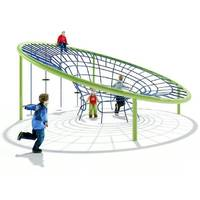 Дитячий ігровий комплекс з канатів
