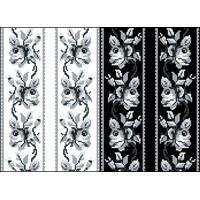 Схема для вишивки бісером на водорозчинному клейовому флізеліні Барвиста Вишиванка Канва з нанесеним малюнком 20х30 (ФЛ055гн2030)