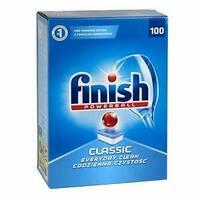 Таблетки для посудомоечных машин Finish Powerball Classic 100 шт