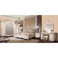 Класична спальня Еліана біла Слоніммеблі
