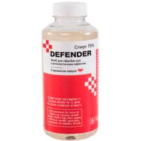 Антисептик для рук Defender 500мл, кришка