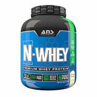 Сывороточный протеин N-WHEY молочный шоколад 2,27 кг ANS Performance