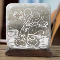 Соляная лампа Микки Маус 190 *190 *60 Планета соли