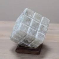 Соляная лампа Кубик рубика (130*130*130) ТМ Планета соли