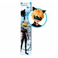 Детский ростомер наклейка Cat Noir Miraculous