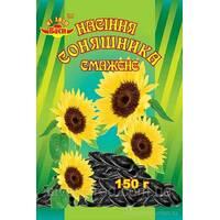 Семена подсолнуха жареное 150г БОЛЬШАЯ ПАЧКА (1/40)