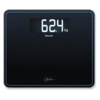 Стеклянные весы GS 410 Signature Line bl XXL до 200 кг BEURER