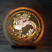 Cоляная лампа Жар-птица 190 *190 *60 Планета соли