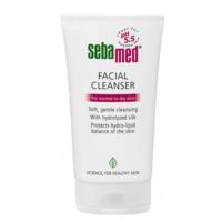 Рідкий засіб для очищення нормальної і сухої шкіри обличчя 150 мл Sebamed