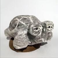 """Соляной светильник """"Черепаха"""" 4,0-4,5 кг SALIERY"""