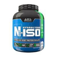 Изолят сывороточного протеина N-ISO 100% Hydrolyzed, сливочная ваниль, 2,27 кг ANS Performance