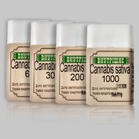 Cannabis sativa N6,N30,N200,N1000