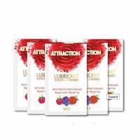 Пробник лубриканта з феромонами MAI ATTRACTION LUBS RED FRUITS (10 мл)