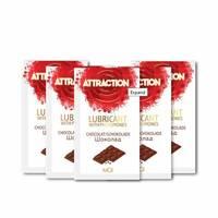 Пробник лубриканта з феромонами MAI ATTRACTION LUBS CHOCOLATE (10 мл)
