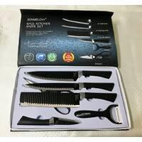 Набор из 6-ти кухонных ножей Sonmelony / 4723