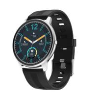 Умные часы Linwear LW11 с измерением кислорода (Серебристый)
