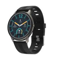 Умные часы Linwear LW11 с измерением кислорода (Черный)