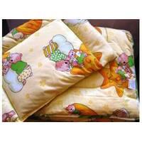 Дитяча ковдра і подушка