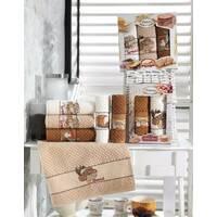 Набір Кухонних Рушників Calisto Vafelka