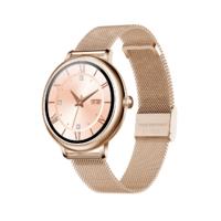 Умные часы Lemfo CF80 Metal с измерением давления (Золотой)