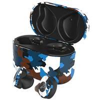 Беспроводные Bluetooth наушники Sabbat X12 Ultra Caribbean c поддержкой aptX (Черно-синий)