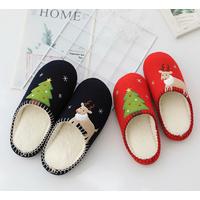 STK Тапочки теплі новорічні