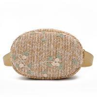 STK Плетеная сумочка на пояс