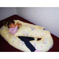Подушка Maxi для вагітних (полістиролові кульки) забарвлення в ассорт.