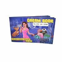 """Чекова книжка бажань для нього """"Dream book"""""""