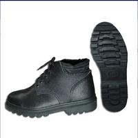 Ботинки бортопрошив юфть/кирза