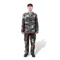 Костюм рабочий камуфлированный, рисунок НАТО