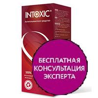 Интоксик Intoxic капли препарат от глистов, официальный сайт