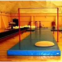 Перекладина универсальная гимнастическая с регулировкой высоты
