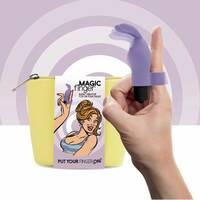 Вібратор на палець FeelzToys Magic Finger Vibrator Purple