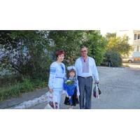 україські вишиванки ручної роботи