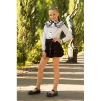 """Шкільна Блуза Для Дівчинки """"B-1"""""""
