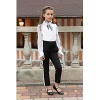 """Шкільна блуза для дівчинки """"sh-64"""""""