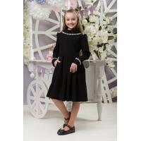 Школьное платье для девочки «sh-56»